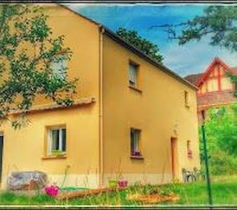 Loue t3 de 80 m2 A 20 kms de paris - Saintry-sur-Seine - Haus