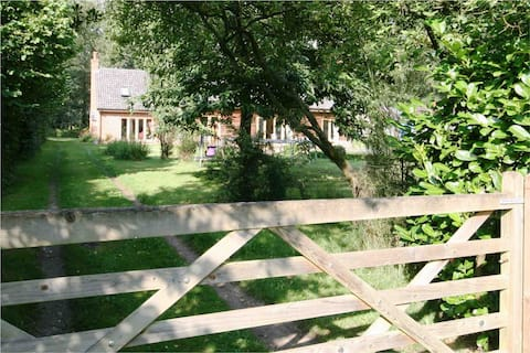 Woodland holiday home - the perfect get away