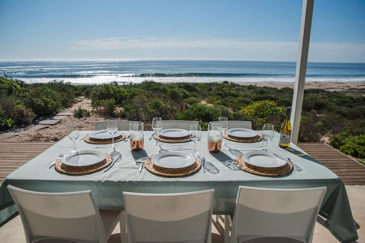 Blouhuisie - the perfect family beach house!