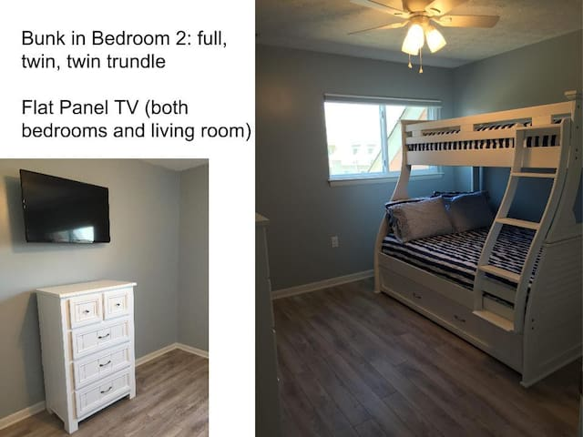 Guest Room- Great for kids or another couple!
