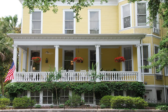 Forsyth Park Inn - Savannah - Bed & Breakfast