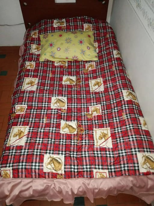 Fist confortable bed