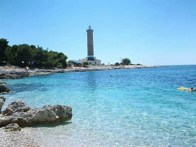 The Lighthouse  (5 km from apartment)