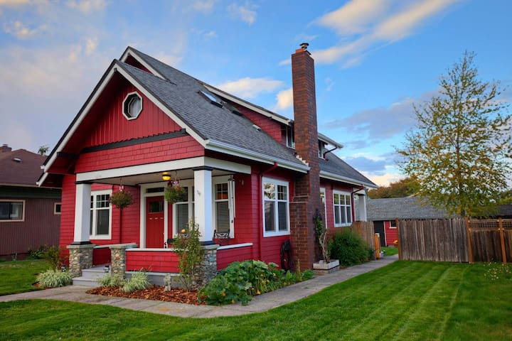 Welcome to RED CENTURY HOME, stunning renovations