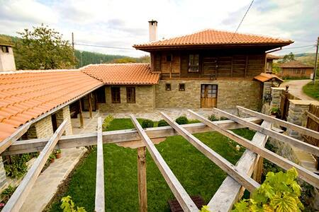 Cosy mountain village private rent-a-house Fiikova - Medven