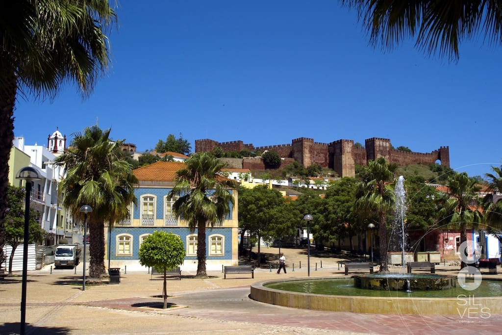 View of Silves