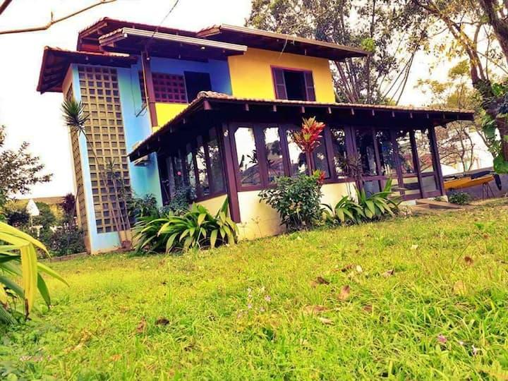 Hostel Don Horacio, quarto privativo 01