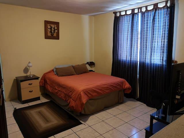 Agradable apartamento cerca de Univ. S. Carlos