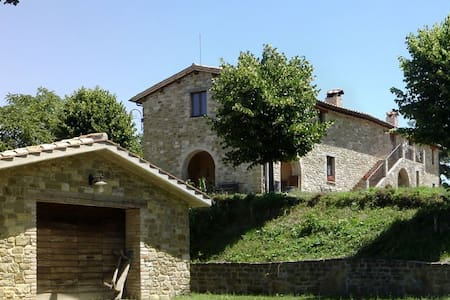 Bellissimo Agriturismo - Pieve di Compresseto - Bed & Breakfast