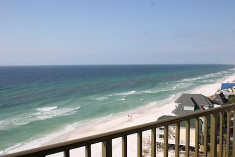 Newly Remodeled Gulf Front - 11th FL -Great Views!