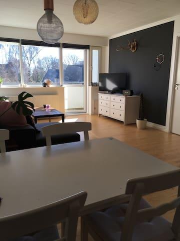 Lys 2v lejlighed tæt på Kronborg - Helsingør - Apartment