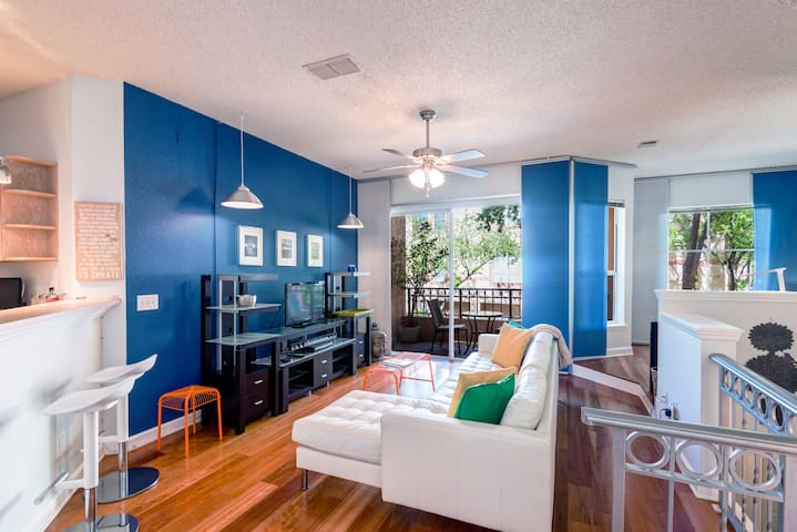 Enchanting Condo on Harbour Island, Downtown Tampa