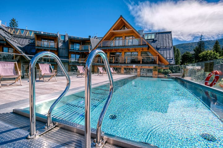 Apartament Nad Morskim Okiem Wellness & SPA