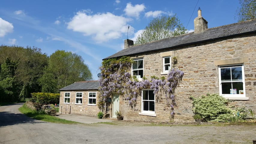 Country Cottage near Hadrians Wall & Hexham