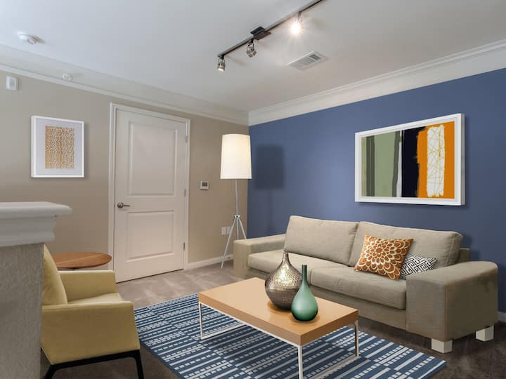 Escape to a place of your own   2BR in Houston