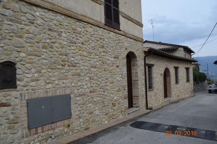 CAMIANO - MONTEFALCO - Montefalco - Apartament