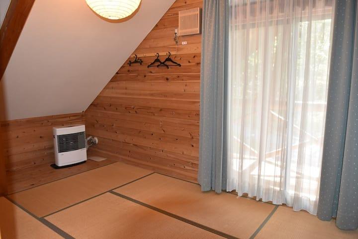 和室,貸切部屋,日本一の星空,なみあい遊楽館,簡易宿泊施設,Achi,Namiai,長野県,阿智村,