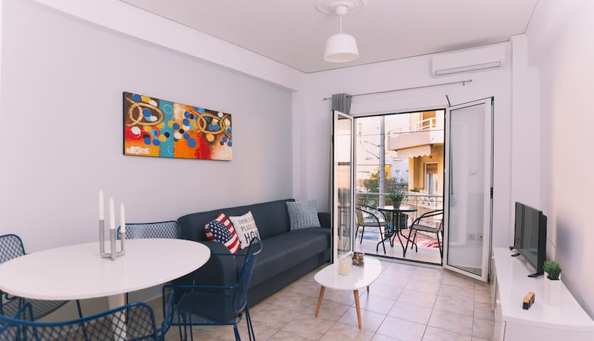 Happy moments - Cozy Apartment, Athens