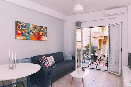 Happy moments - Cozy Apartment, Athens