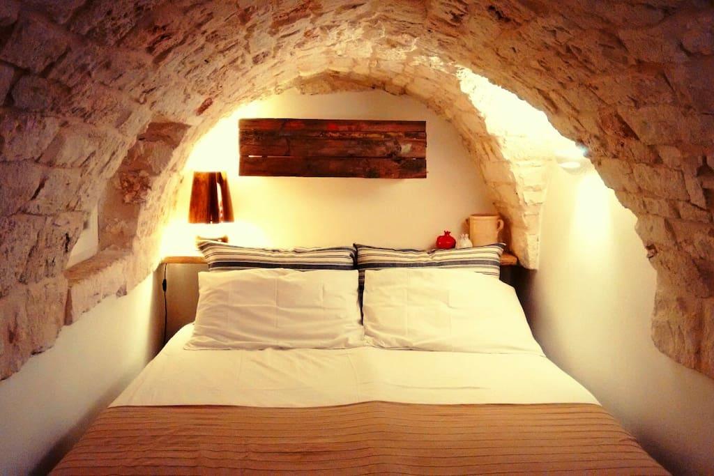 Magica pietra 2 piani con terrazza free wifi case in for 3 piani casa in stile ranch da camera da letto