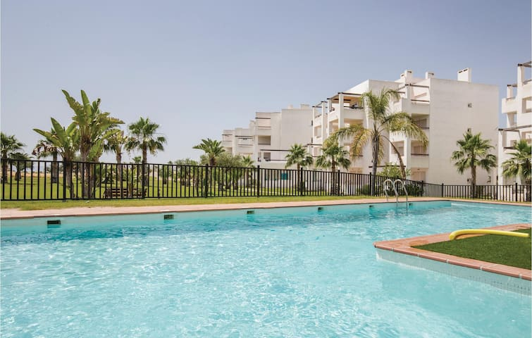 Holiday apartment with 2 bedrooms on 68m² in Roldán