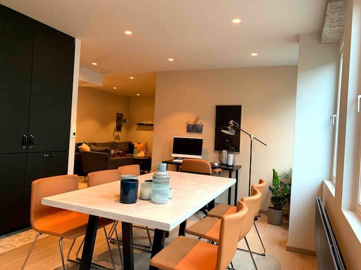 Ny og lekker leilighet i hjertet av Bergen sentrum