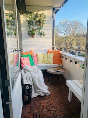 Nice apartment close to the Stockholm archipelago