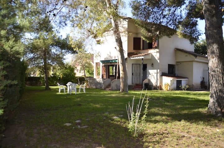 Villa Rustica, muy acogedora y cerca de la playa