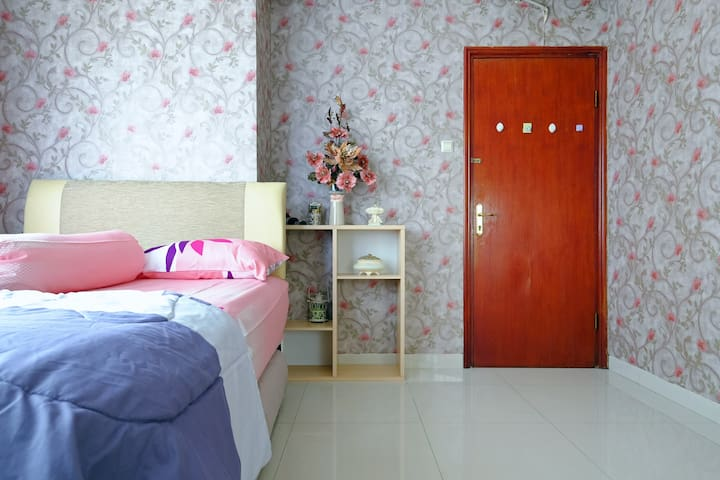 Modern Clean Spacious in Kemayoran - 公寓