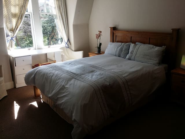 Charming Tenement in Leafy Glasgow West End - Glasgow - Apartment