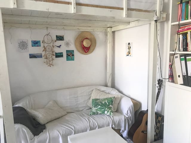 1-Zimmer Wohnung im Herzen Berlins