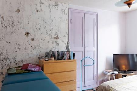 Maison Atypique Vizille terrain 3000 m² - Notre-Dame-de-Mésage - House - 2