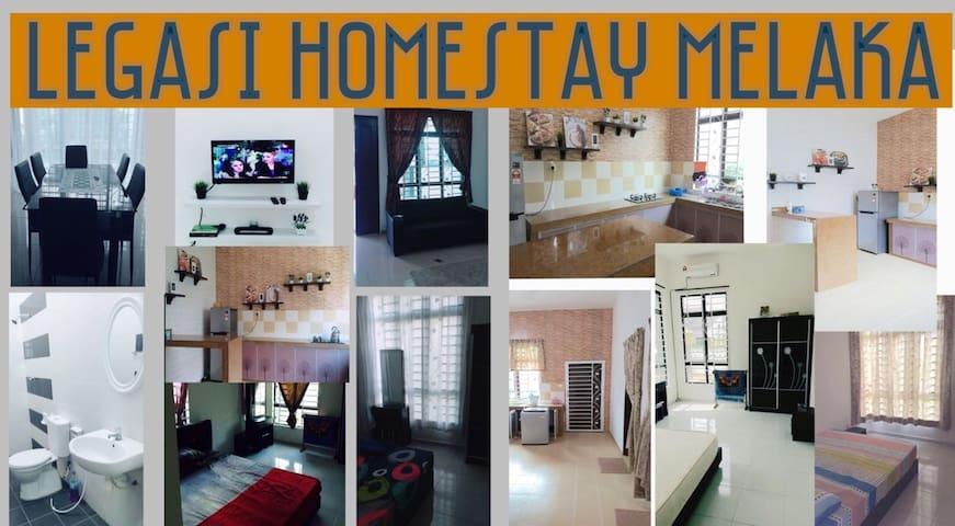Legasi Homestay Melaka - Melaka - Casa