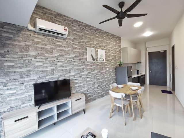 Simple | 1bedroom Country Garden Danga Bay