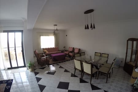 Casual and relaxing apartment in nasr city