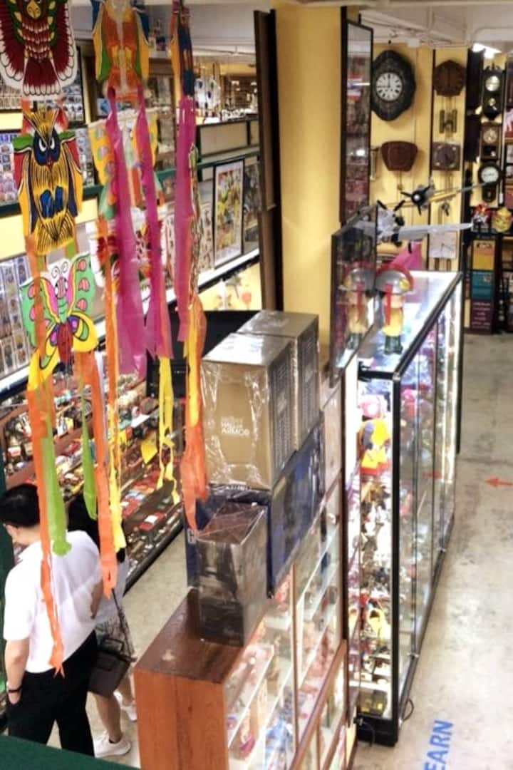 Museum of collectibles
