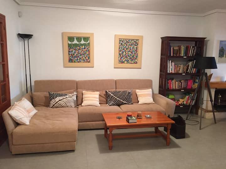 Espaciosa, Tranquila y Confortable BEACH HOUSE