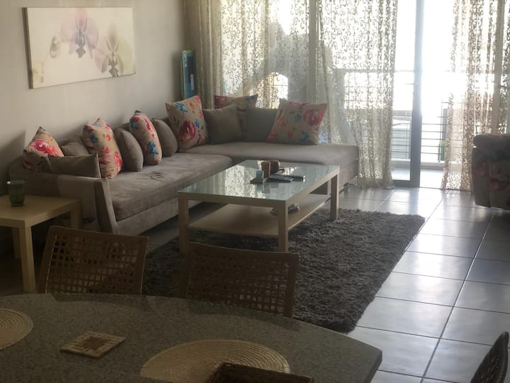 Beautiful, safe and private 100m2 apartment