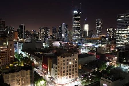 2BR Paris End Coro off Little Collins St, Rooftop! - Melbourne - Apartment