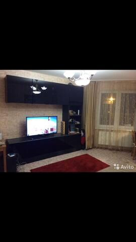 Однушка со всеми удобствами 42м2 - Парголово - Apartament