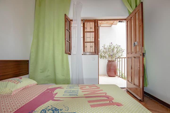 Casa Laginha (204) option scooter Mindelo Cap Vert