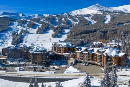 Grand Colorado Peak 8 Ski In/Out One Bedroom Suite