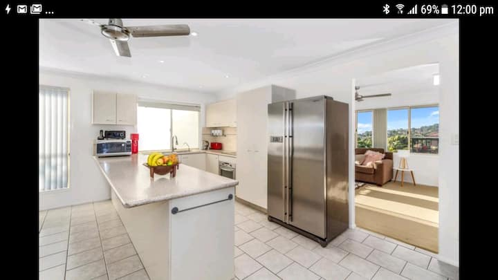 Large House with views of Coolangatta
