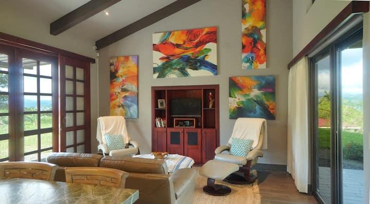 Luxury Living For 2- Vistas del Lago - Lake Arenal
