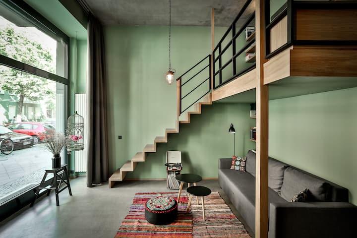 """Design Studio Apartment """"Bei Otto"""""""