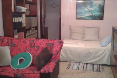 Habitación confortable en Gijón - 希洪 - 公寓