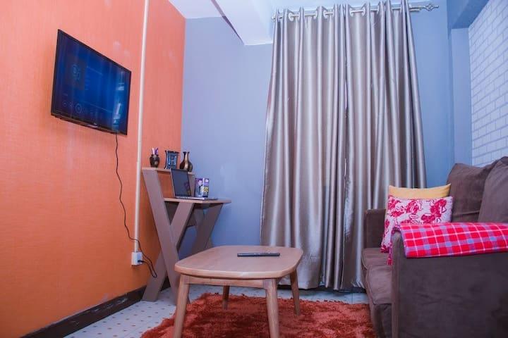 """""""Kiota Home""""  Private one-bedroom home in Nairobi"""