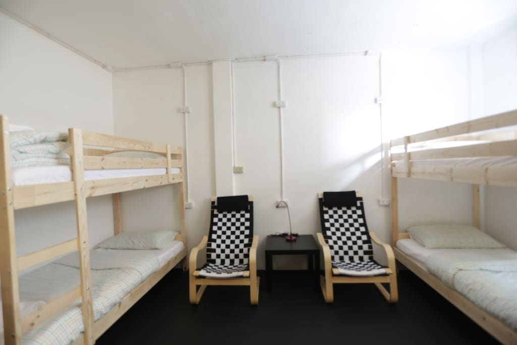 Room (4 Bunk Bed)