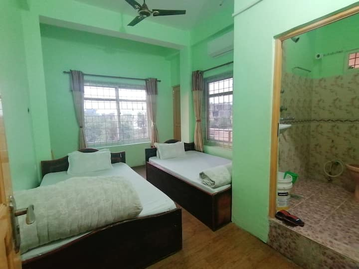 Madhukunda Homestay near Lumbini - Triple Room