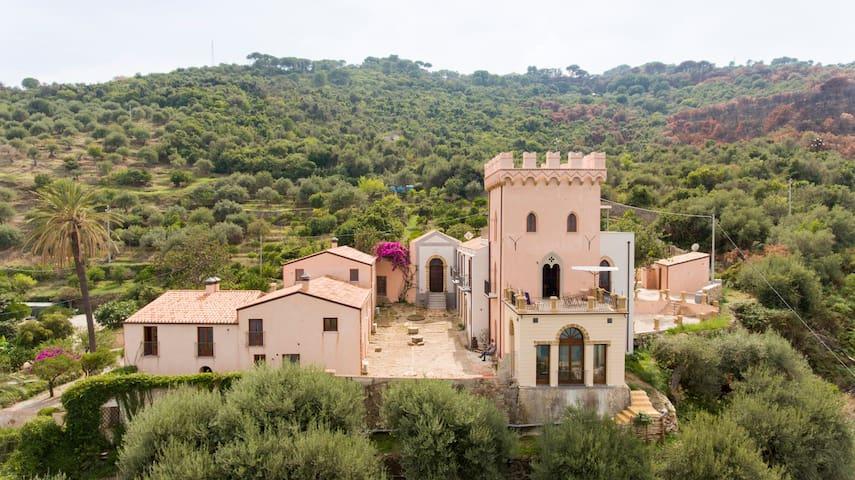 La Carbonaia - Villa Palamara 1868